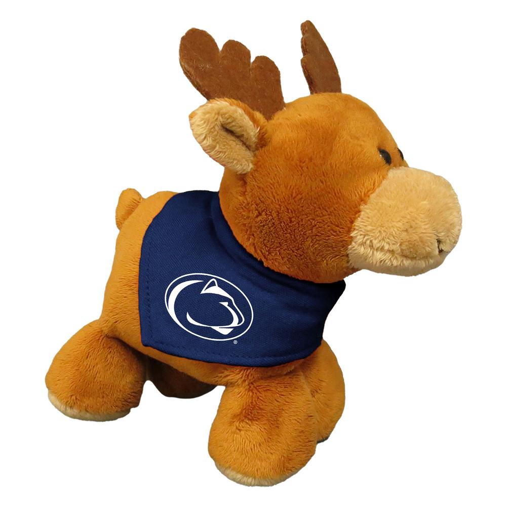 Penn State Stuffed Moose With Bandana Nittany Lions Psu