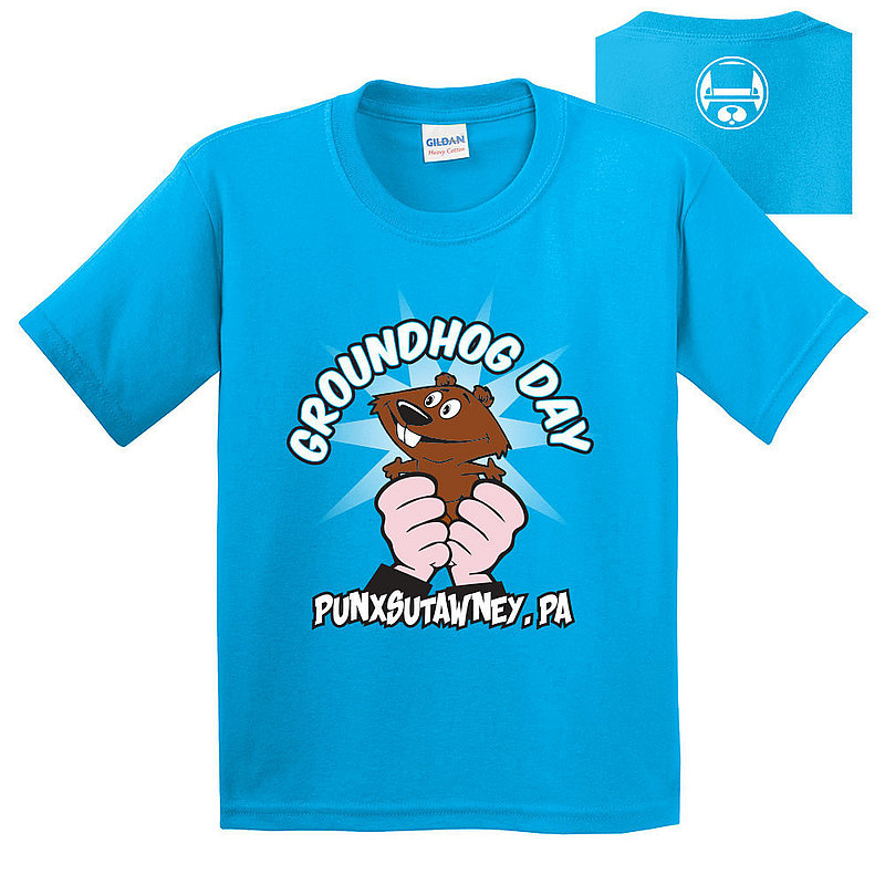 Gildan Youth T-Shirt-GHW2 2000B-Sapphire (Gildan)
