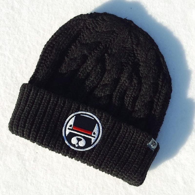 SPC GHW Knit Cap-Black TW5003 (SPC)