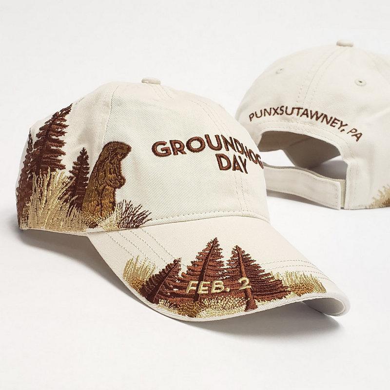 SPC Groundhog Day Wildlife Hat JFI-03131AR (SPC)
