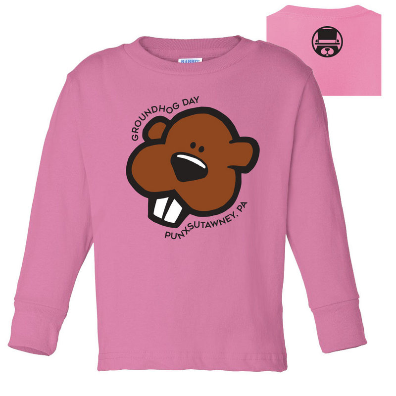 Toddler Long Sleeve T-Shirt-GHW5