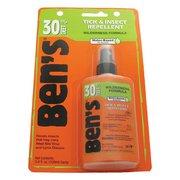 Ben's Wilderness 30% DEET Insect Repellant - 4 oz 371429 (Ben's)