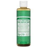 Dr. Bronner's Almond Castile Soap - 8oz 371518 (Dr. Bronner's)