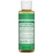 Dr. Bronner's Almond Liquid Soap - 4 oz 371514 (Dr. Bronner's)