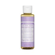 Dr. Bronner's Lavender Liquid Soap - 4 oz 371534 (Dr. Bronner's)