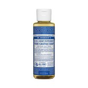 Dr. Bronner's Peppermint Liquid Soap - 4oz 371504 (Dr. Bronner's)