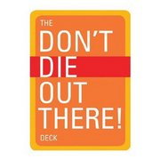 Liberty Mountain Don't Die Out There Deck Playing Cards 100325 (Liberty Mountain)