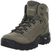 Lowa Boots Womens Renegade Mid Gtx Hiking Boots 3209450925 (Lowa Boots)