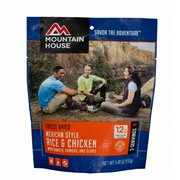 Mountain House Mexican Chicken W/ Rice Meal 53144 (Mountain House)