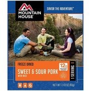 Mountain House Sweet & Sour Pork w/ Rice 20oz 53134 (Mountain House)