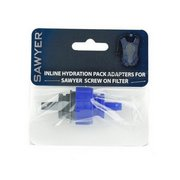 Sawyer Products Inline Hydration Pack Adapters for Screw On Filter SP110 (Sawyer Products)