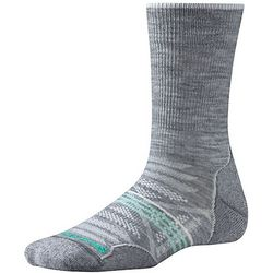 Womens PhD Outdoor Light Crew Socks