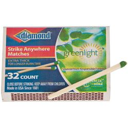 Diamond Brand Strike Anywhere Matches