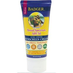 photo: Badger SPF 30 Sunscreen sunscreen