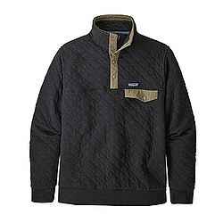 Men's Men's Cotton Quilt Snap T Pullover