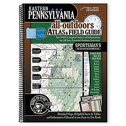 Eastern Pennsylvania All Outdoors Atlas & Field Guide