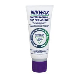waterproof leather wax- Save 50% Off - This Nikwax cream is a blend of high concentration waxes that work as a protective barrier against water and anything else that Mother Nature dishes out. PRODUCT FEATURES: Enhances the long-term protection of leather and provides superior performance in wet weather Gives a protective finish to the leather Cures onto leather to protect Easy to apply Will not affect cosmetic appearance Does not contain fluorocarbons 4a2 , Nikwax Cream Wax Tubes 3.4 Fl Oz , waterproofing , Nikwax , Cream Wax , Tubes 3.4 Fl Oz , waterproofing , nikwax cream