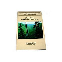 photo: Pine Creek Press Short Hikes in Pennsylvania's Grand Canyon us northeast guidebook