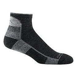 photo: Darn Tough Unisex Merino 1/4 Sock Cushion running sock