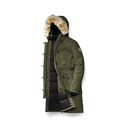 photo: Canada Goose Women's Kensington Parka down insulated jacket