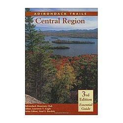 Adirondack Mountain Club Adirondacks Trail Guide Central Region