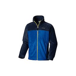 photo: Columbia Kids' Steens Mountain II fleece jacket