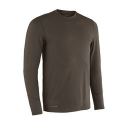 photo: Terramar Men's Stretch Thermolator Crew base layer top
