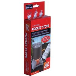 photo: Esbit Pocket Stove solid fuel stove