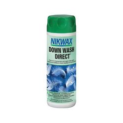 photo of a Nikwax down cleaner/treatment
