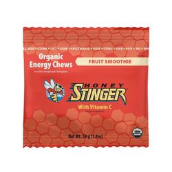 photo: Honey Stinger Organic Energy Chews gel/chew