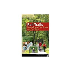 photo: Wilderness Press Rails-Trails Pennsylvania, New Jersey, New York us northeast guidebook