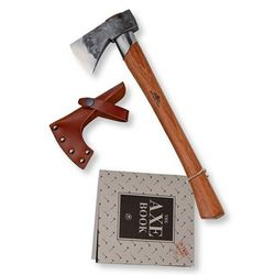 Outdoors Axe with Collar Guard