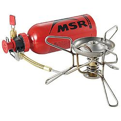 Whisperlite Backpacking Stove