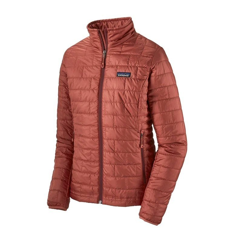 Patagonia Women's Nano Puff Jacket BLACK L REG