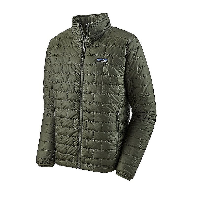 Patagonia Men's Nano Puff Jacket BLACK L REG