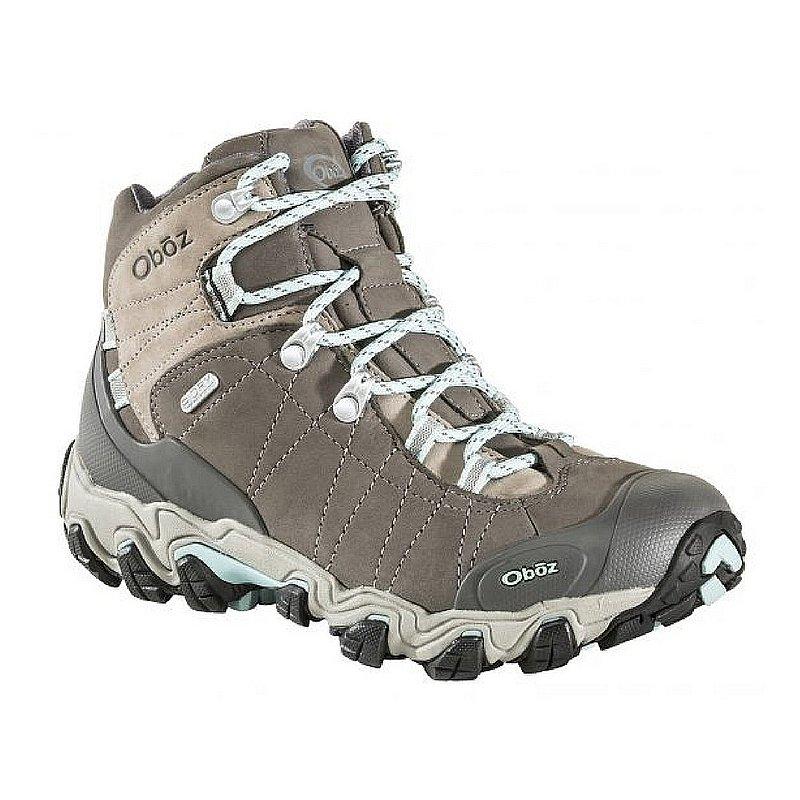 Oboz Footwear Llc Women's Bridger Mid BDry Boots COOL GRE...
