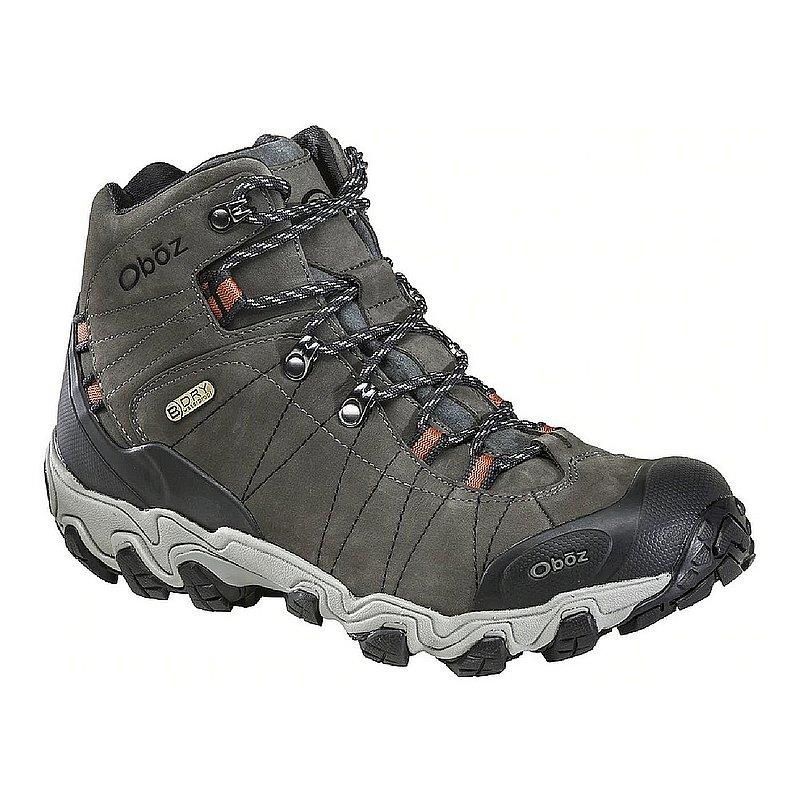 Oboz Footwear Llc Men's Bridger Mid BDry Boots SUDAN 8.5 REG