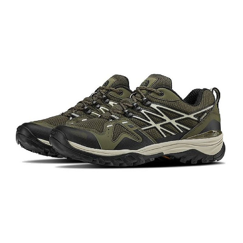 North Face Men's Hedgehog Fastpack GTX Shoes COFFEE BROWN...