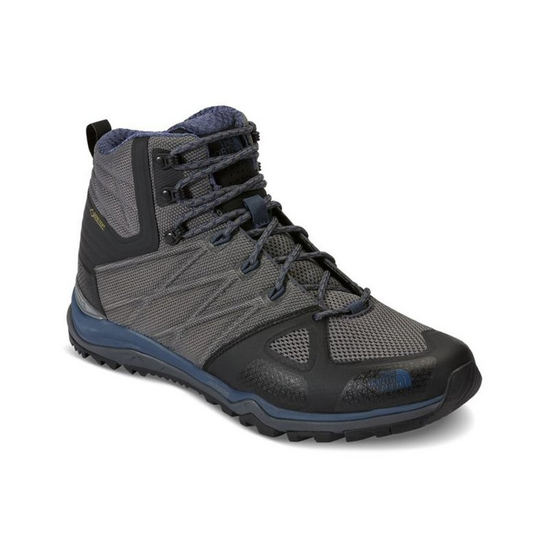 North Face Men's Ultra Fastpack II Mid Gore-Tex Boots TNF...