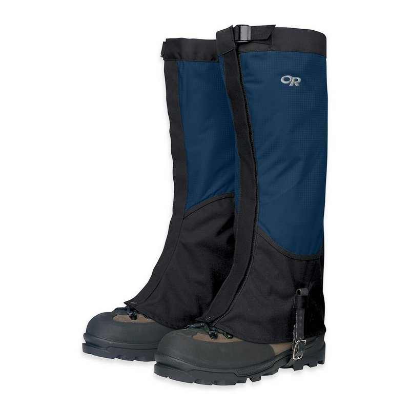 Outdoor Research Men's Verglas Gaiters BLACK L REG