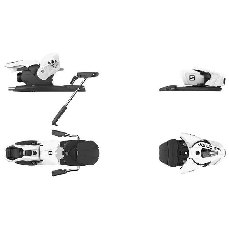Salomon Z12 Ski Bindings WHITE / BLACK 90 REG