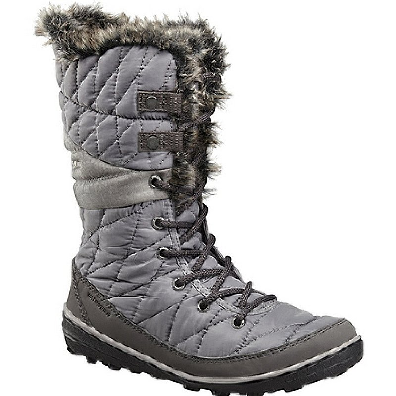 Columbia Women's Heavenly Omni-Heat Lace Up Boots BLACK 6...