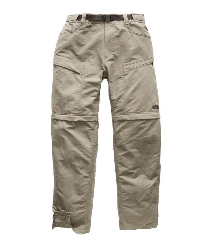 North Face Men's Paramount Trail Convertible Pant DUNE BE...