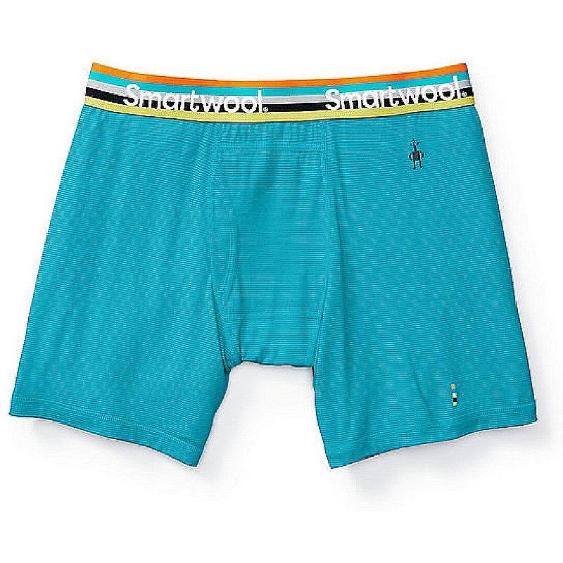 Smartwool Men's Merino 150 Pattern Boxer Brief DARK BLUE ...