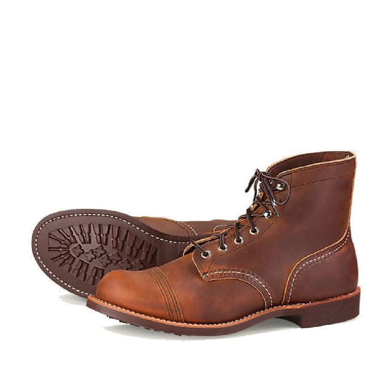 Red Wing Brand Of America Men's 8085 Iron Ranger Boots CO...