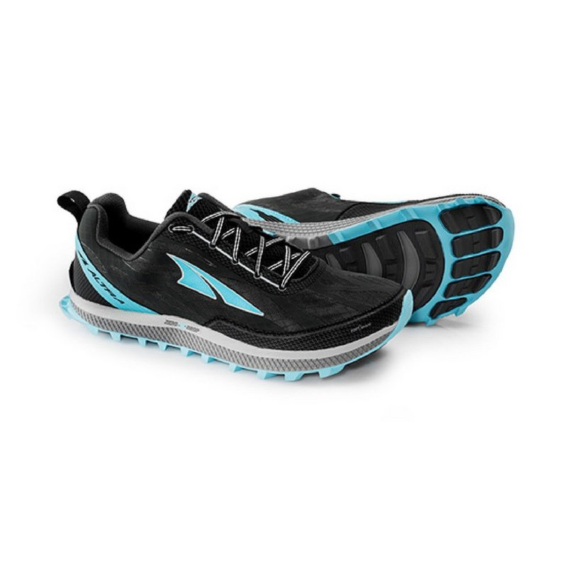 Altra Women s Superior 3.0 Trail Running Shoes CHARCOAL/B...