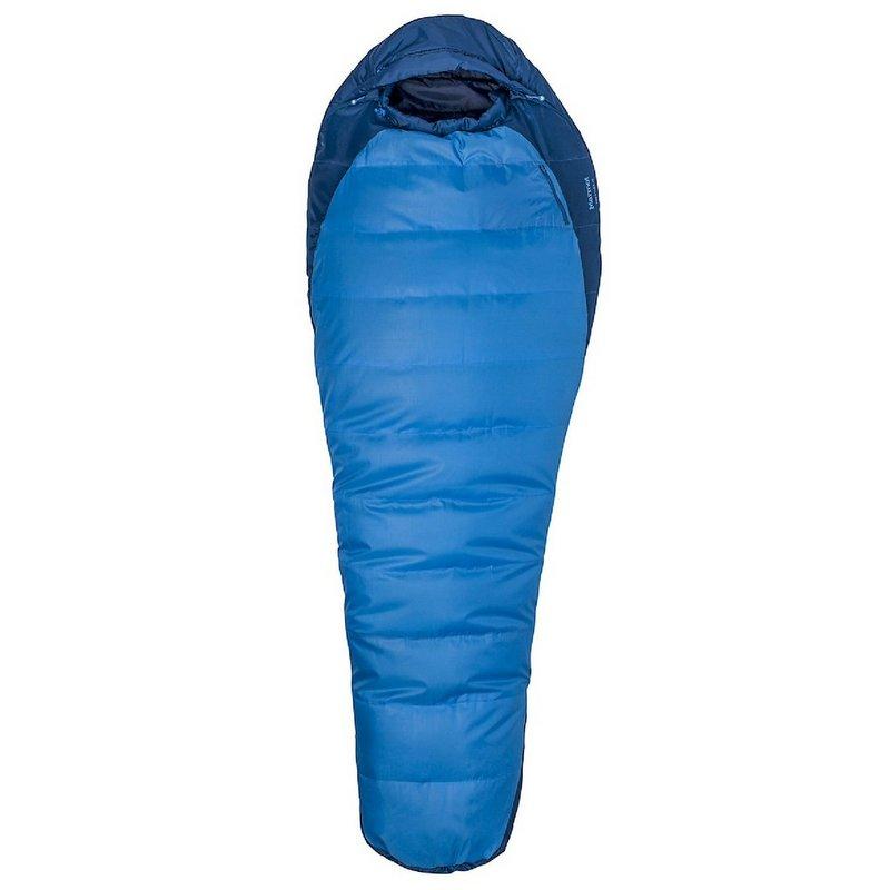 Marmot Trestles 15 Sleeping Bag COBALT BLUE/BLUE NIGHT RE...