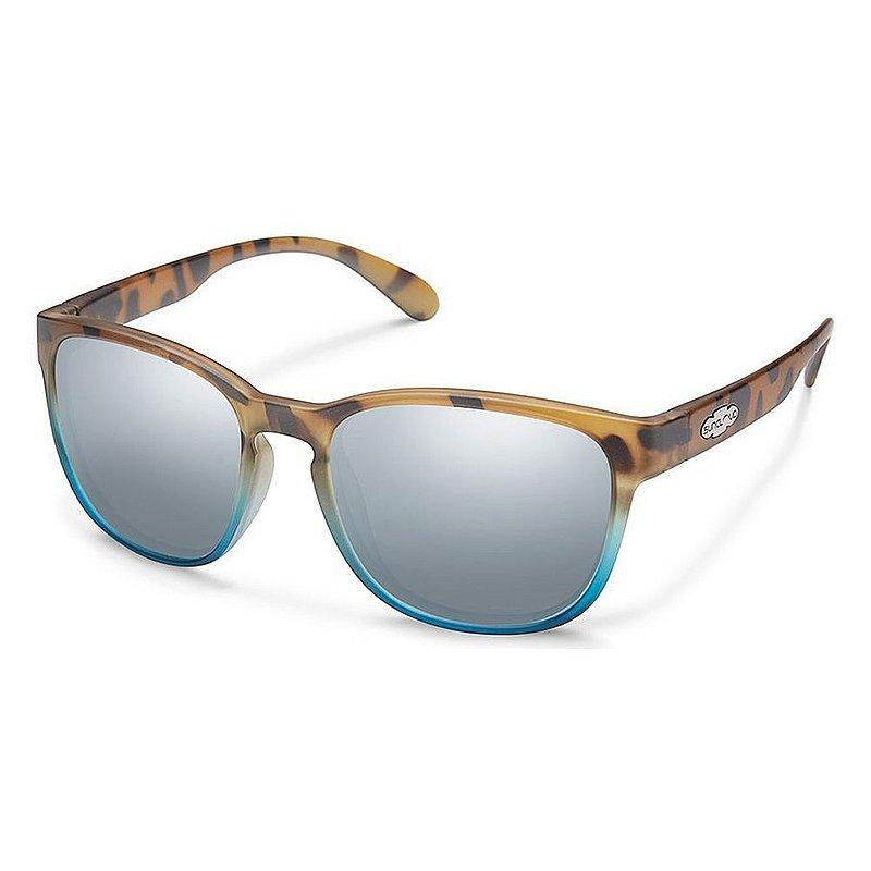 Sun Cloud Loveseat (Medium Fit) Sunglasses SILVER MIRROR O/S