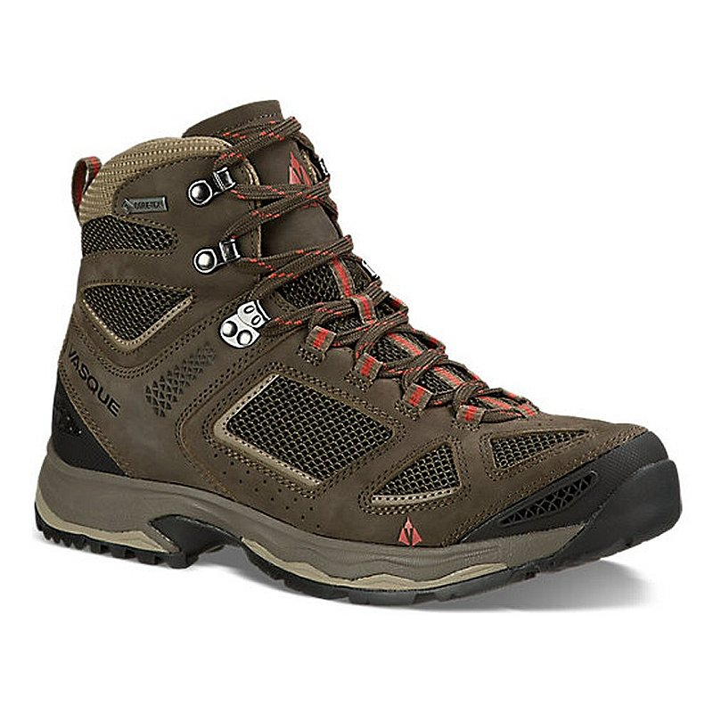 Vasque Men's Breeze III GTX Boot BROWN OLIVE/BUNGEE CORD ...