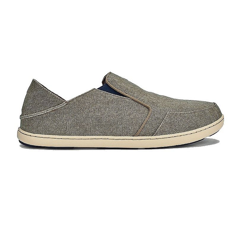 OluKai Men's Nohea Lole Shoes CLAY/TRENCH BLUE 9.5 REG